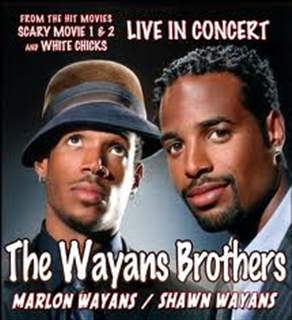 Regular Tickets Shawn & Marlon