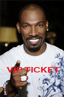 Charlie Murphy VIP Ticket