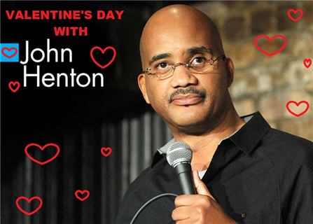 Valentine's Day with John Henton