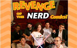 Revenge of the Nerd Comics