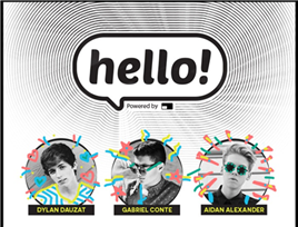VIP HELLO! With Dylan Dauzat, Aidan Alexander and Gabriel Conte