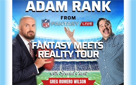 "Adam Rank's ""Fantasy Meets Reality Tour"""