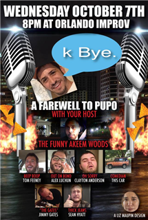 K Bye - A Farewell to Nick Pupo
