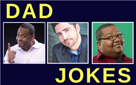 Dad Jokes - A Father's Day Comedy Show