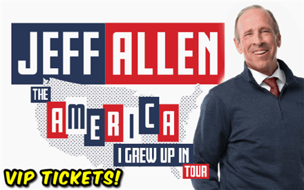 VIP Jeff Allen - - The America I Grew Up In
