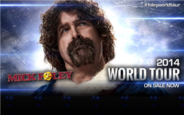 Mick Foley: Tales From Wrestling Past