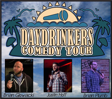 Day Drinkers Comedy Tour