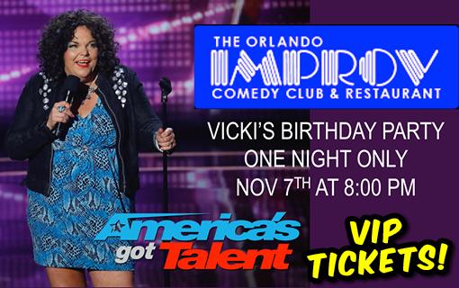 Orlando Improv - The premier comedy club