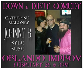 Down & Dirty Comedy