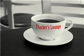 Teacher's Lounge...Back to School!