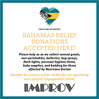 Bahamas Relief Donations