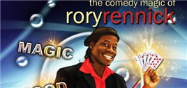 Comedy Magic with Rory Rennick